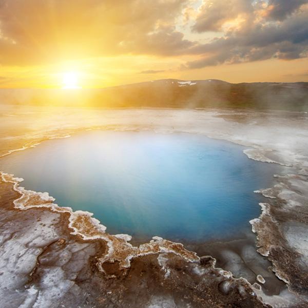 Geothermal Power Generation -