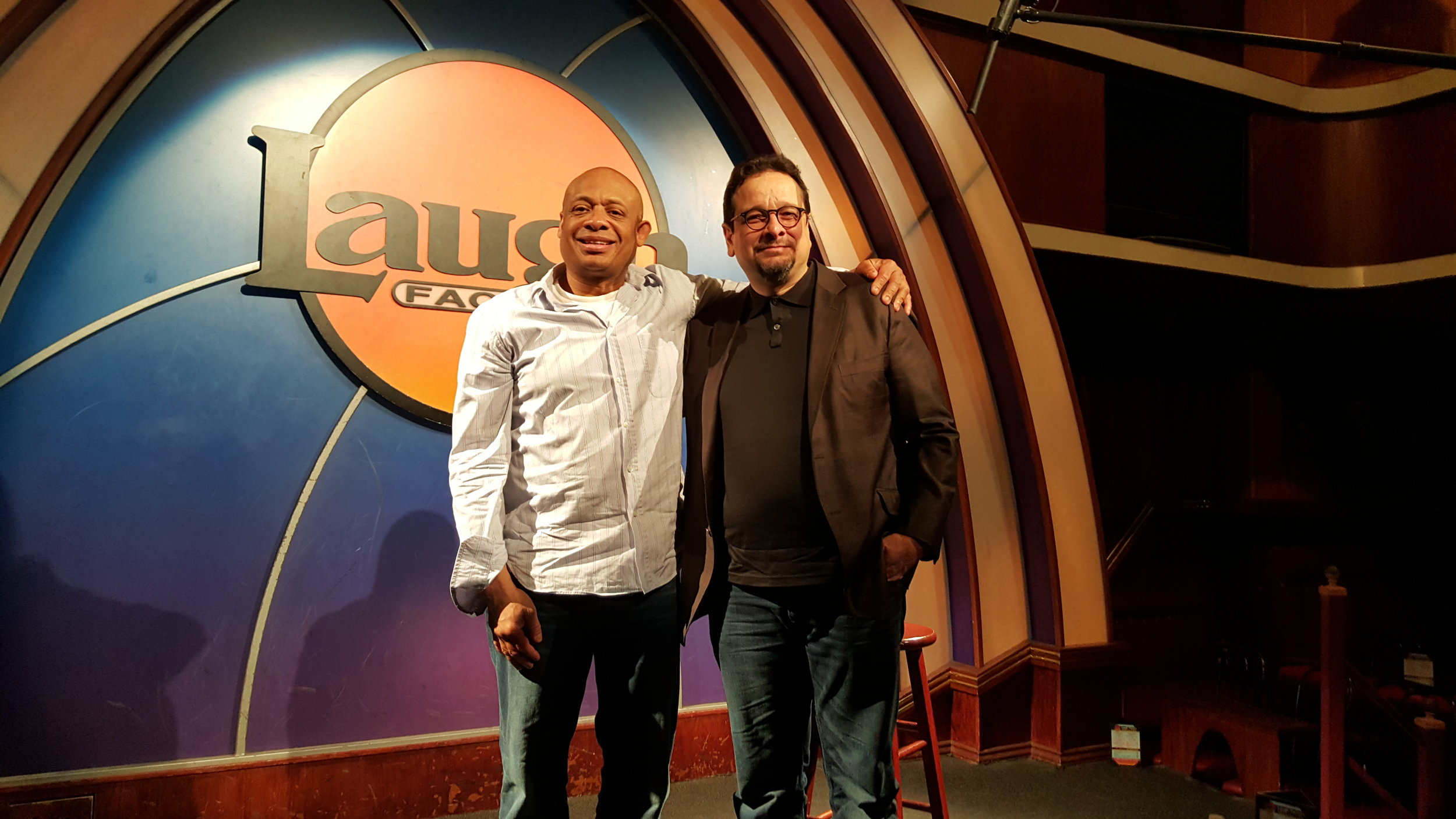 Michael and Joey Gutierrez co-reator of Still Standing, writer for The Drew Carey Show, and co-executive Producer of Last Man Standing.jpg