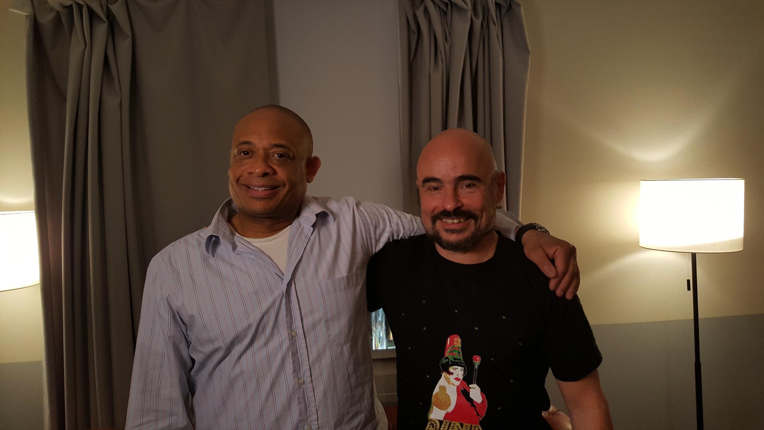 Michael and John Riggi executive of 30 Rock, The Bernie Mac Show, The Comeback, and American Woman.jpg
