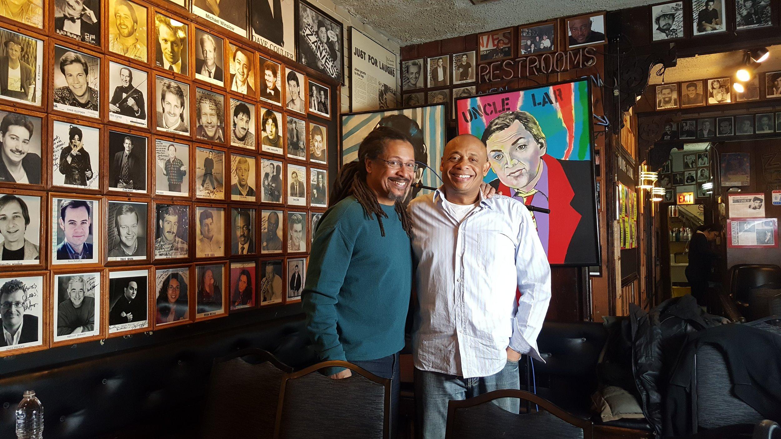 Michael Alexander and Dwayne Kennedy