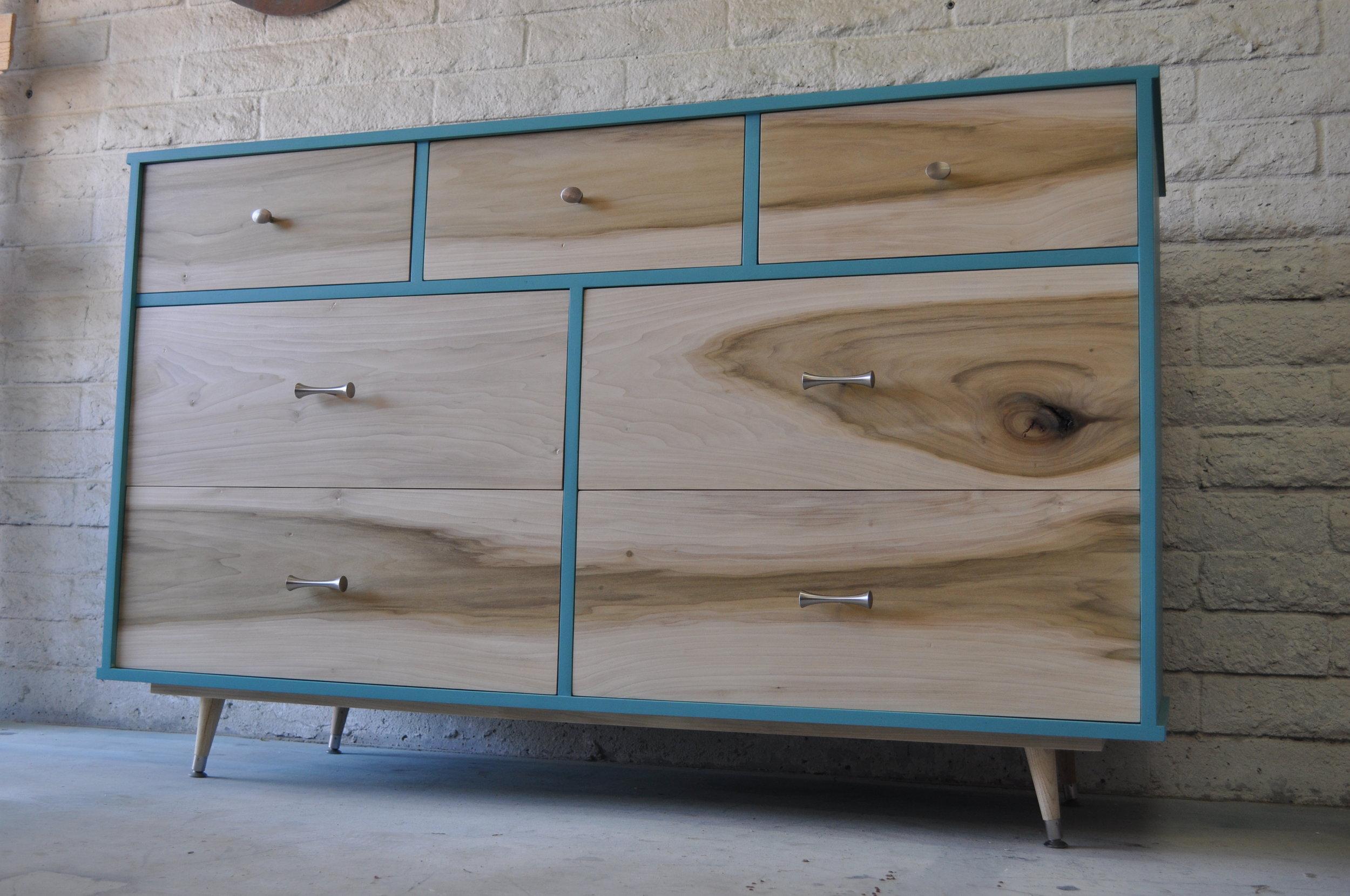 MCM Whale Dresser