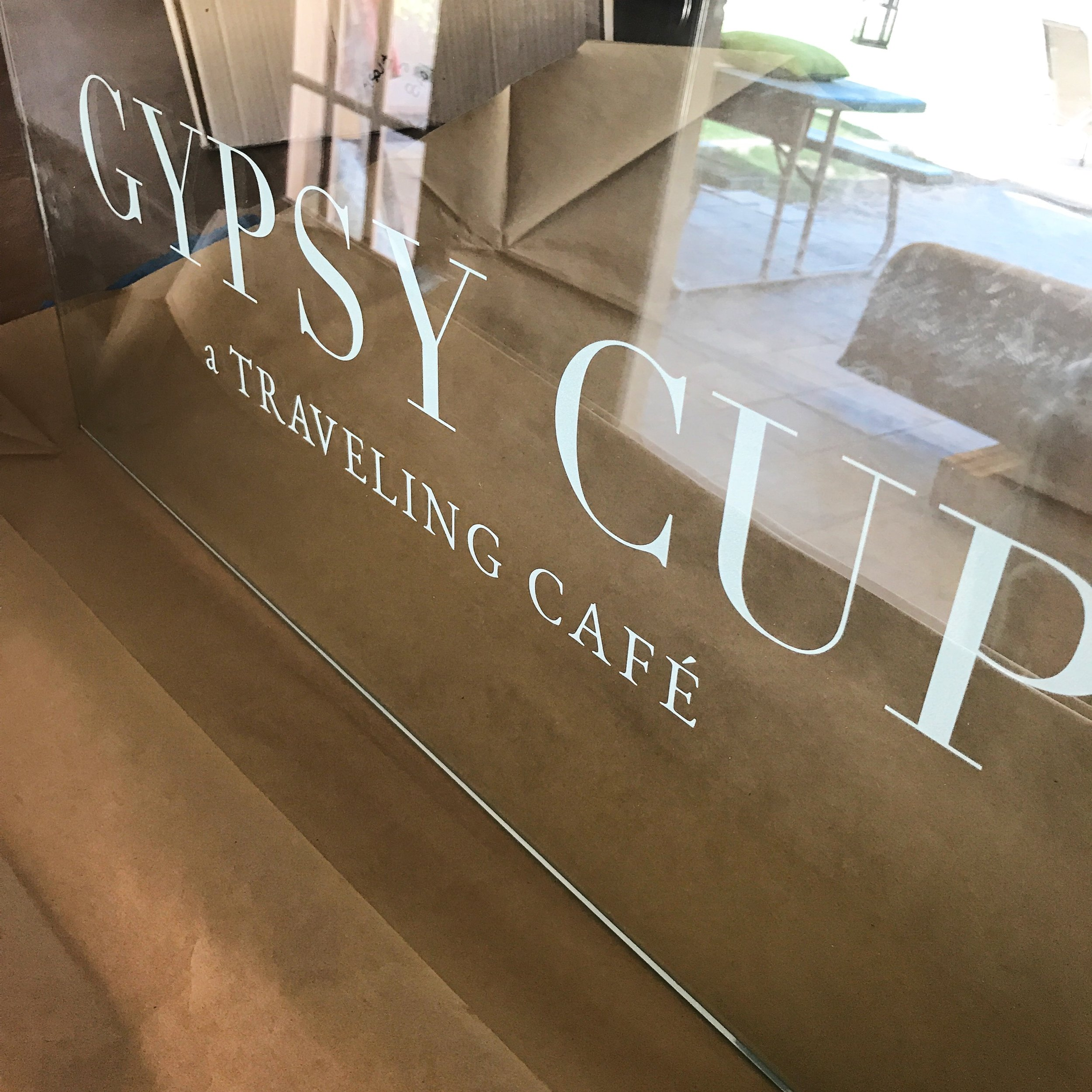Tempered Glass with Etched Logo