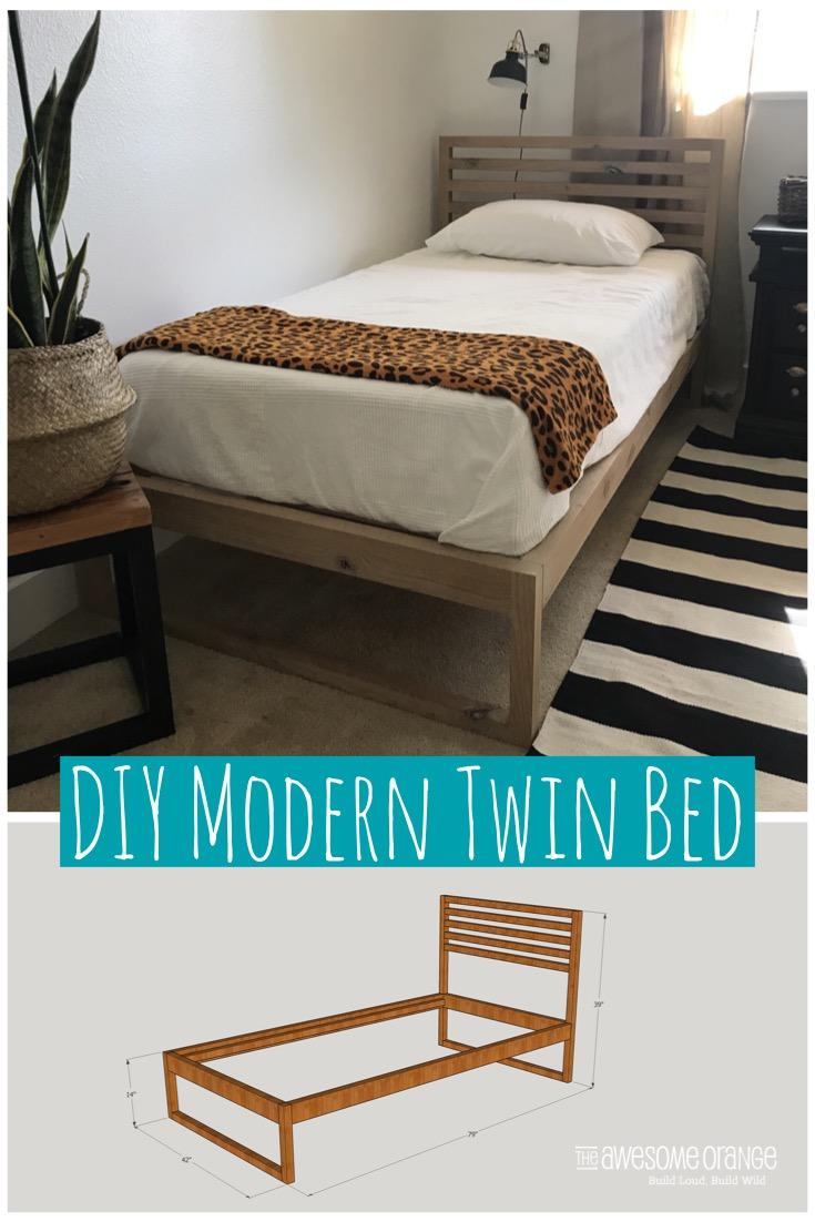 DIY Modern Twin Bed Pinterest Pic.JPG