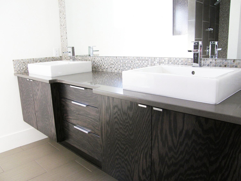 Bathroom Vanities Lewis Custom Woodwork Llc Utah Custom Cabinets