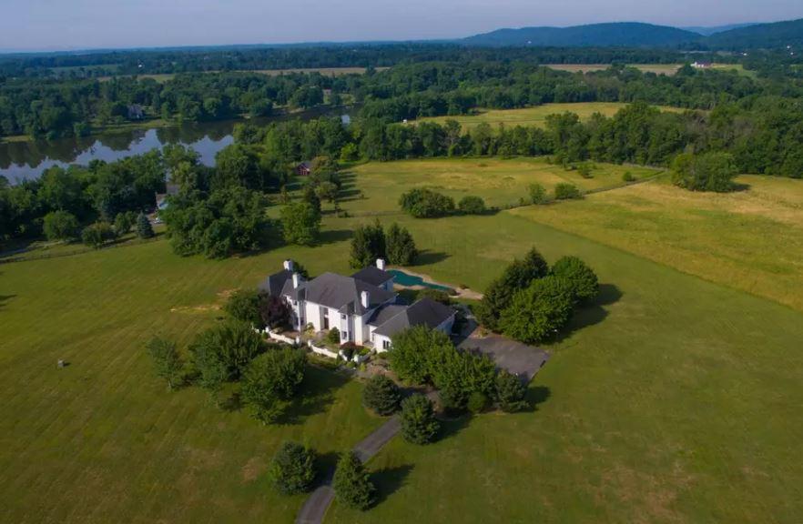 Ariel View of VA Home.JPG