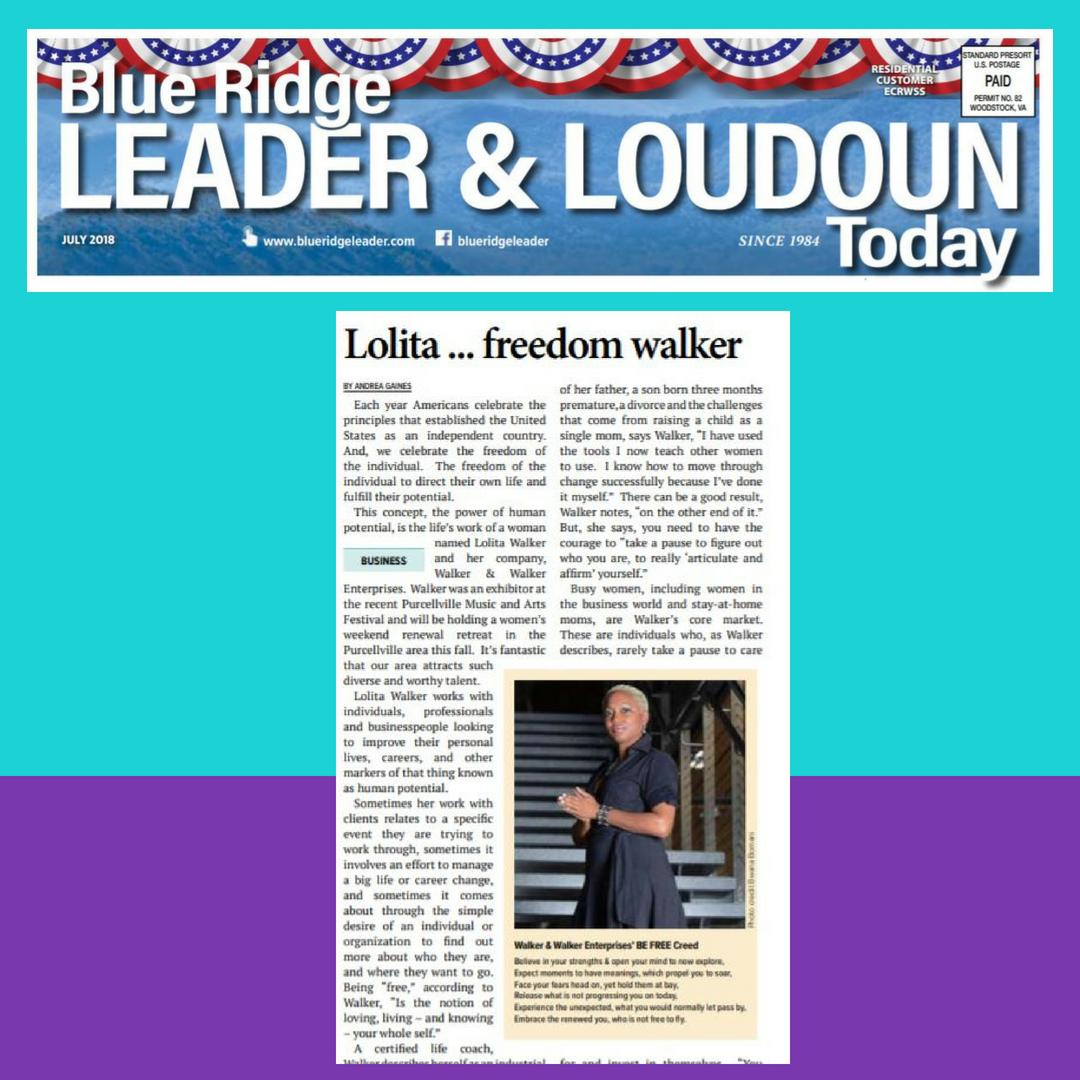 blue ridge leader & louden today newspaper article on walker & walker enterprises.png
