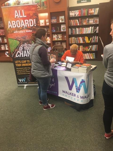 Signing Book at table - chesapeake va.JPG