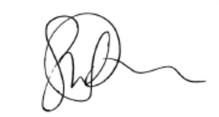 Signature Block