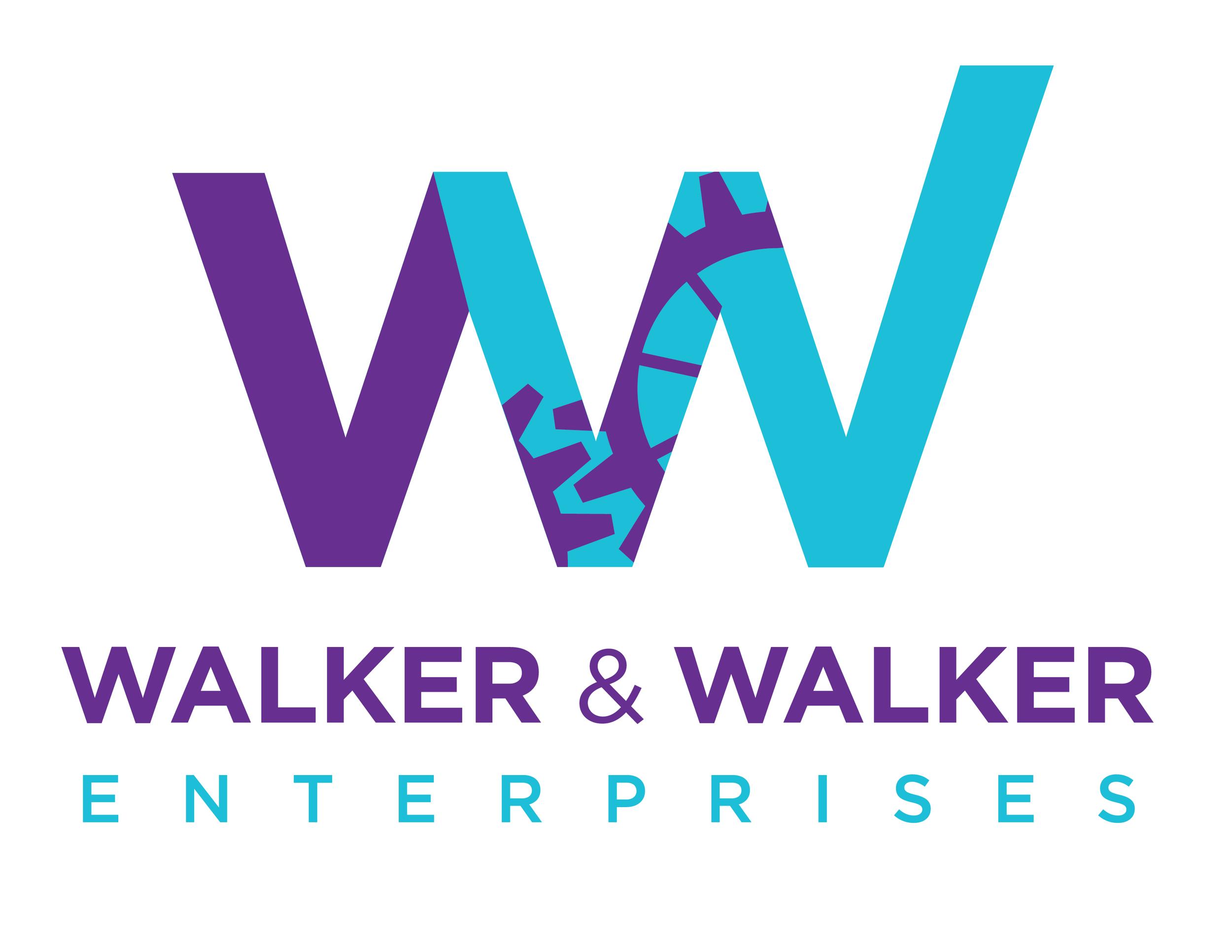 Logo - Walker & Walker Enterprises with Lolita E. Walker