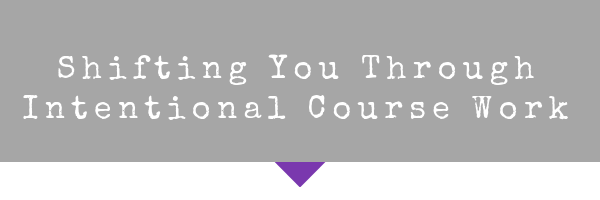 shifting you through intentional course work with lolita e walker of walker & walker enterprises
