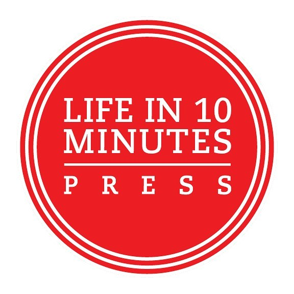It's launch day! Life in 10 Minutes Press is a new hybrid press based in Richmond, Virginia.  Check us out (along with the rest of the L10Project family) at http://www.lifein10minutes.com  #hybridpress #feministpublishing #lifein10minutes #halfwayhouseforwriters #surrenderyourweapons #creativewriting