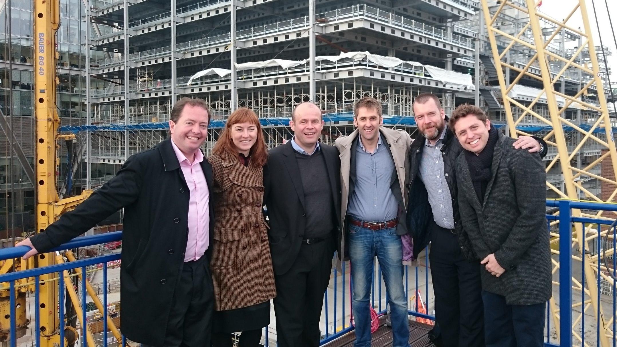 establishing Tech CITY - Client: London Borough of Hackney