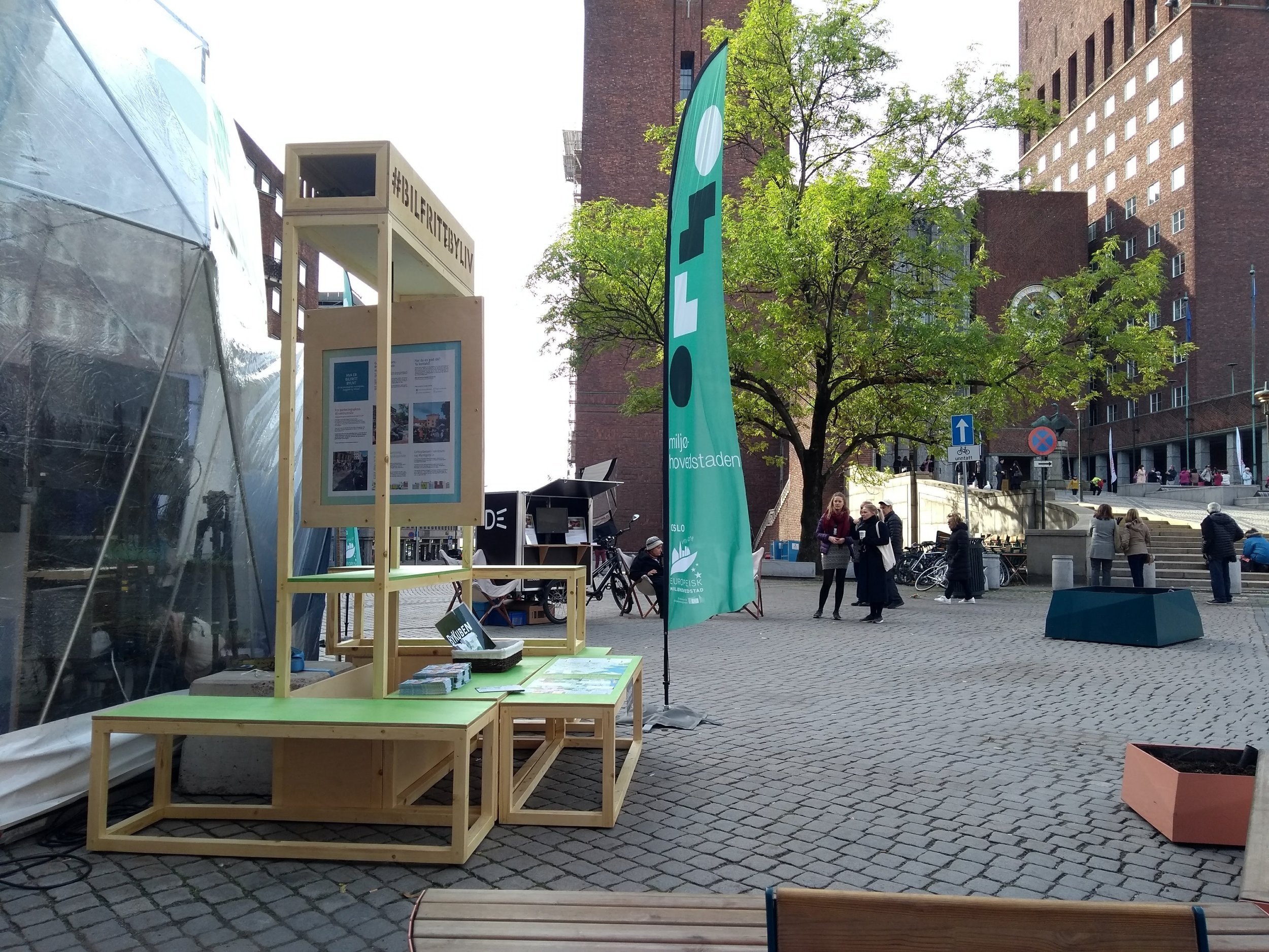 Oslo Green Capital of Europe