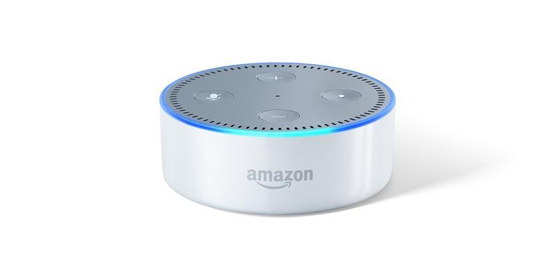 Amazon Echo Dot White Alexa