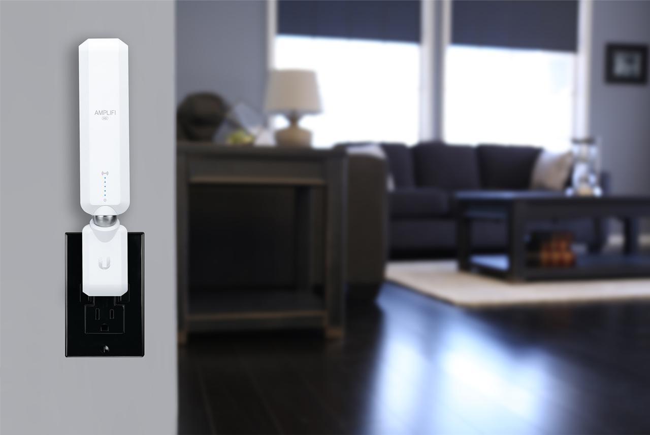 1 hour whole home wifi upgrade Amplifi mesh network ubiquiti Home Networking