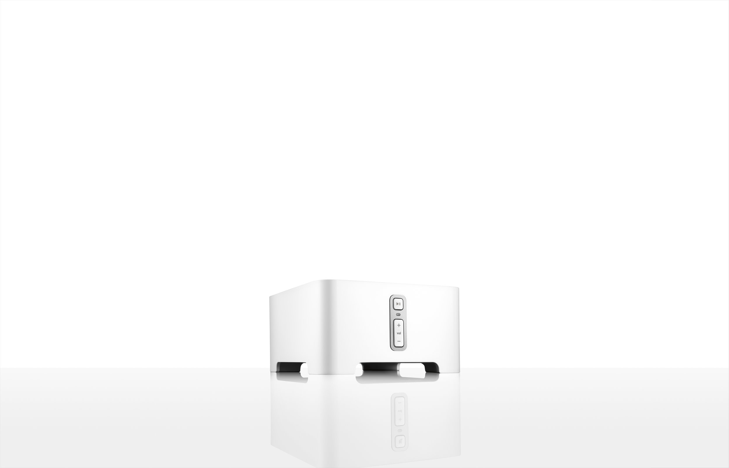 SONOS Connect White Silver Home Audio Systems