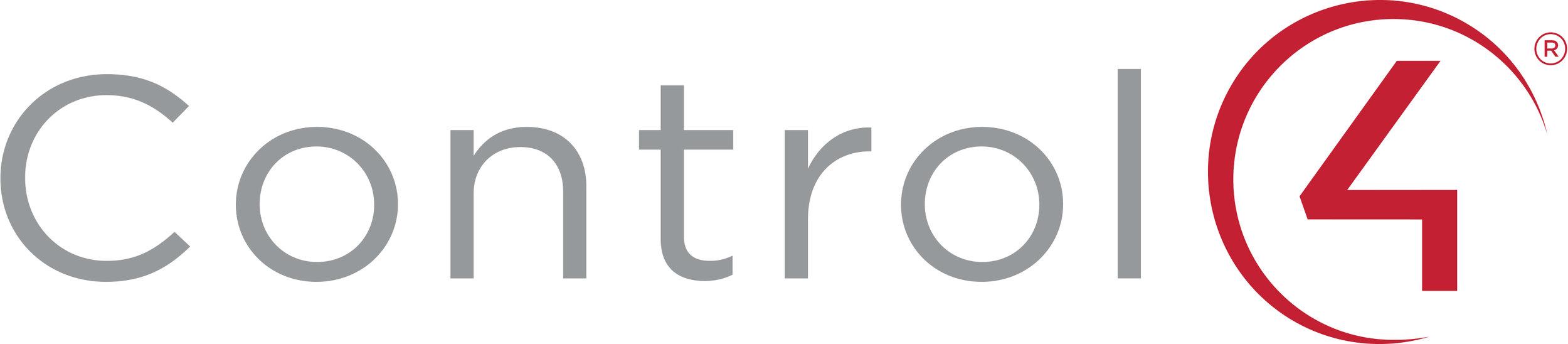 Control4 logo Home Automation