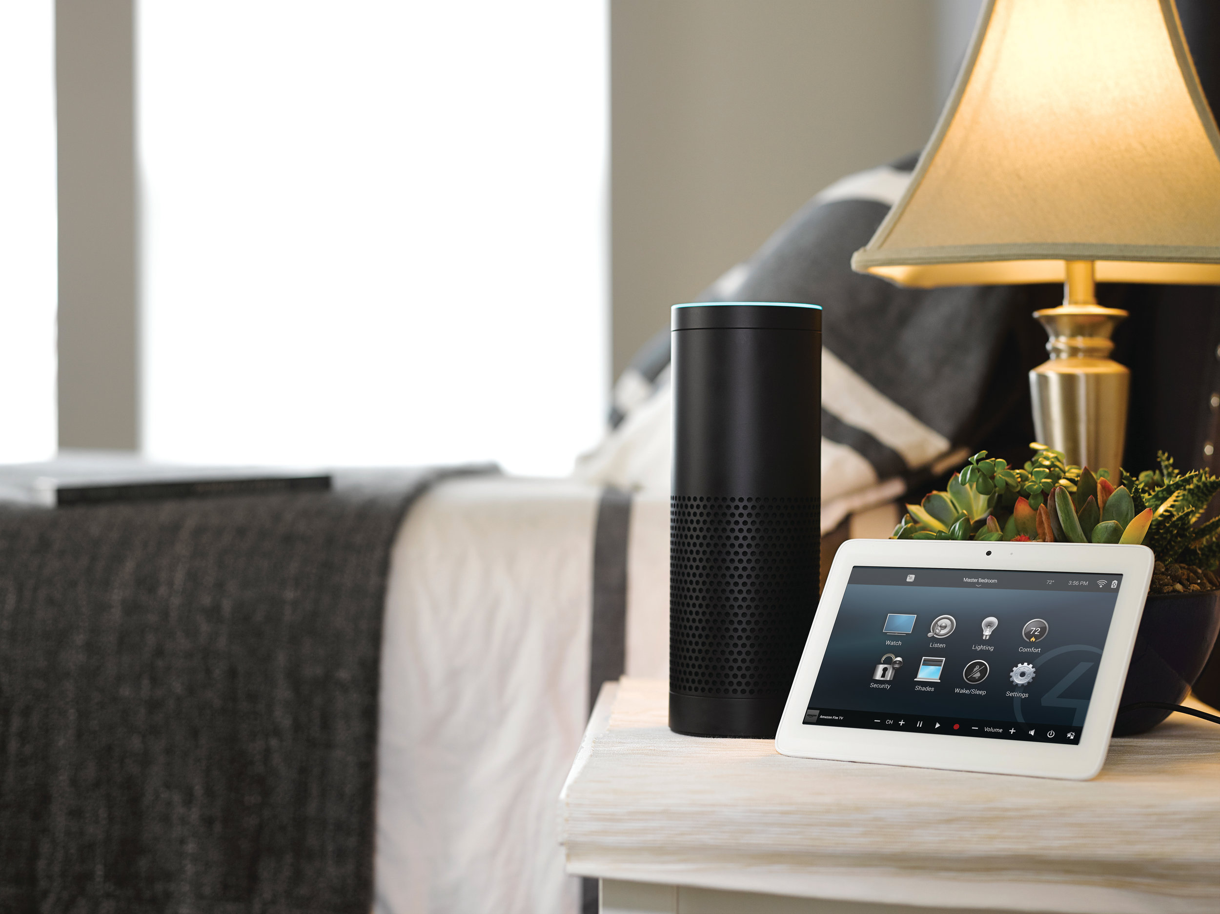 Control4_Home_Automation_Table_Top_Controller_Amazon_Echo