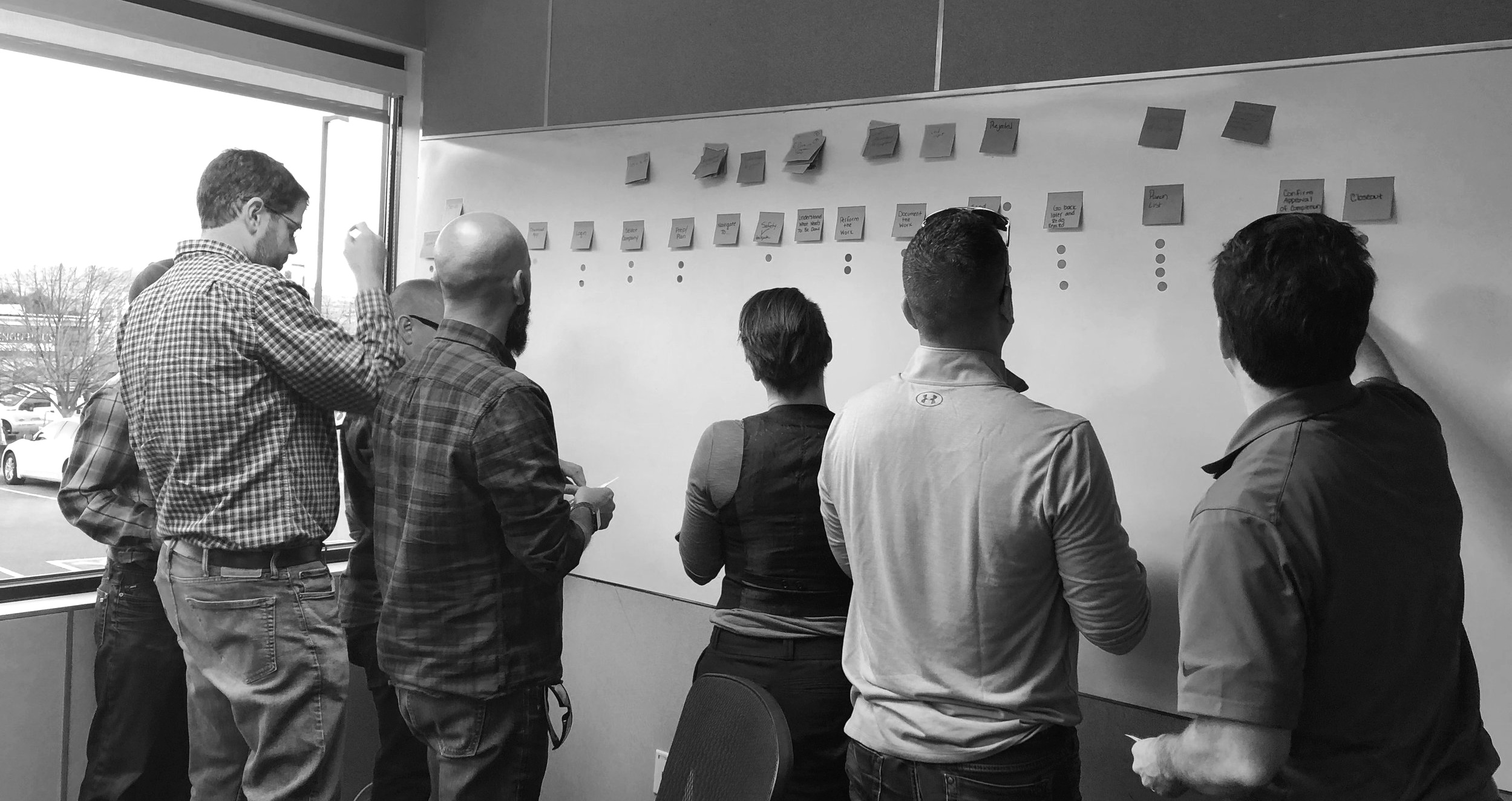 Journey Mapping - Voting
