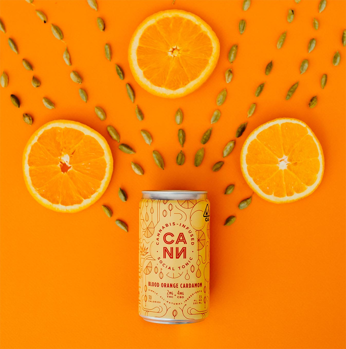 cann social tonics thc & cbd drink content creation by Meraki Narrative: A Branding, Design, and Creative Agency