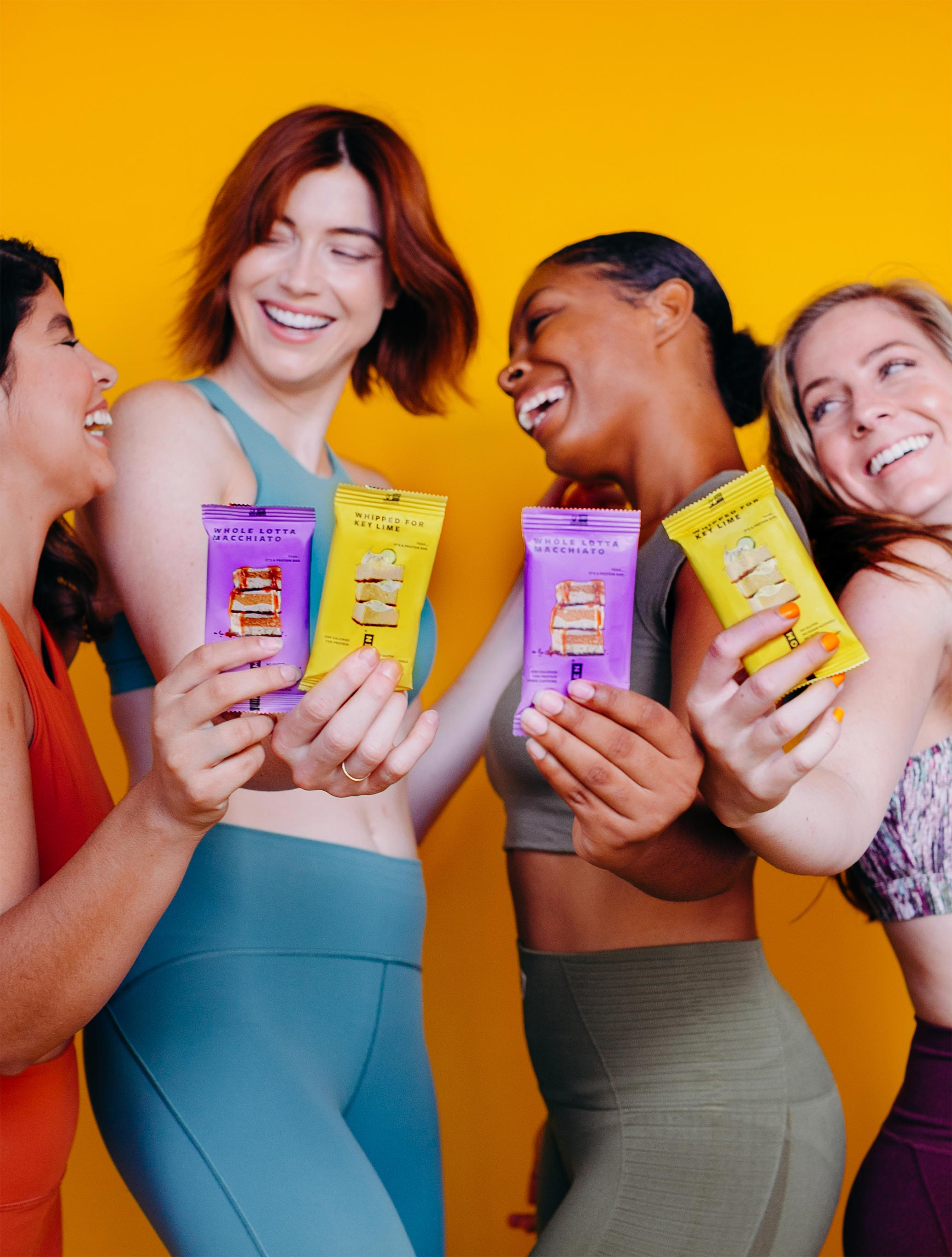 Truwomen vegan protein bars by Meraki Narrative: A Branding, Design, and Creative Agency