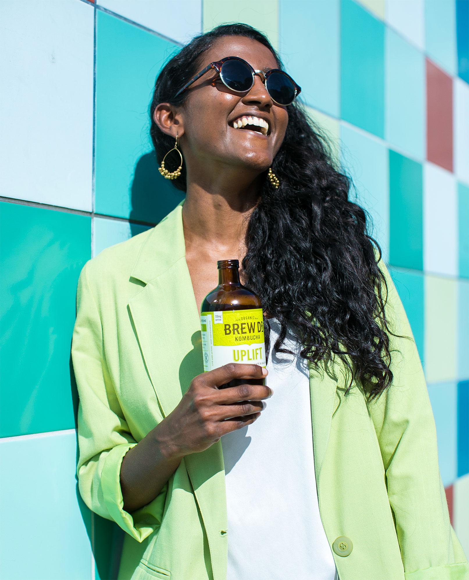brew dr kombucha content creation by Meraki Narrative: A Branding, Design, and Creative Agency