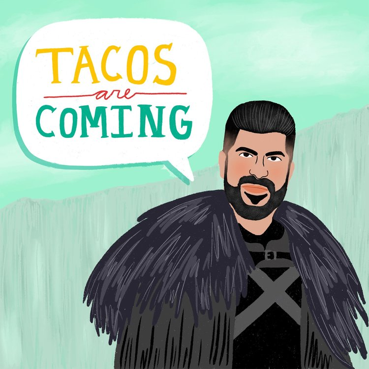 chicas tacos organic content creation by Meraki Narrative: A Branding, Design, and Creative Agency