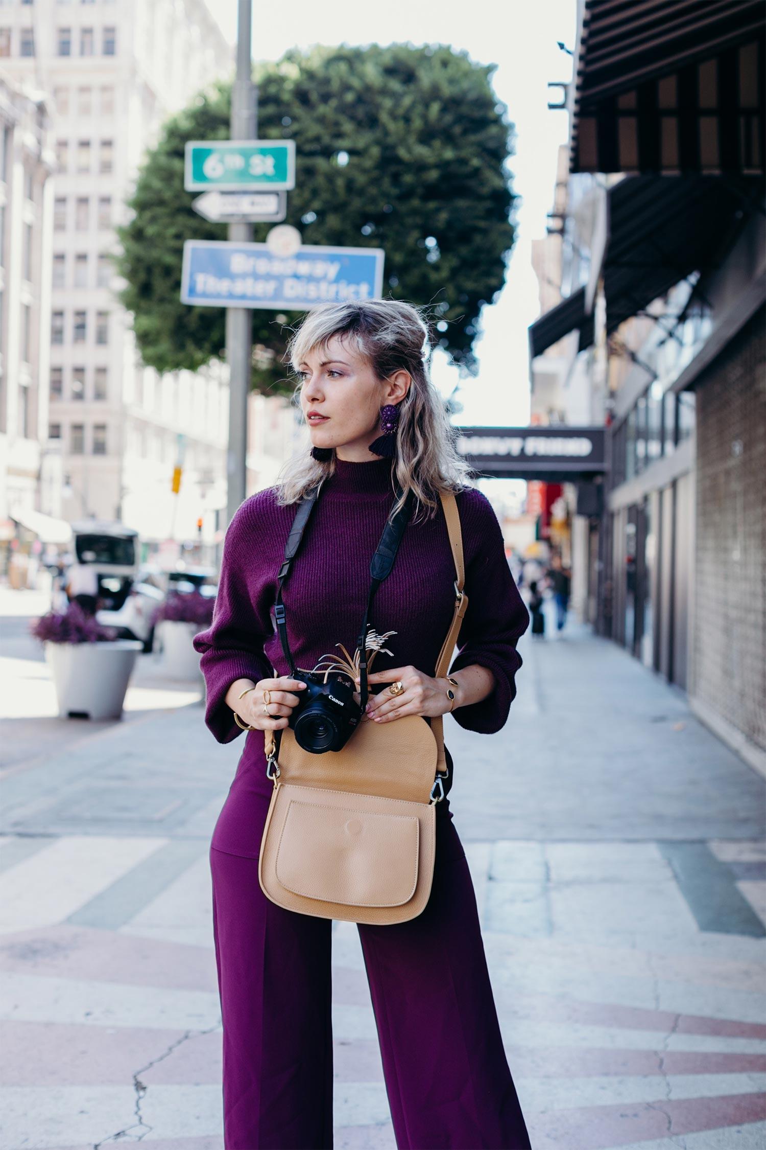 Gatta Chic Camera Bags content creation by Meraki Narrative: A Branding, Design, and Creative Agency