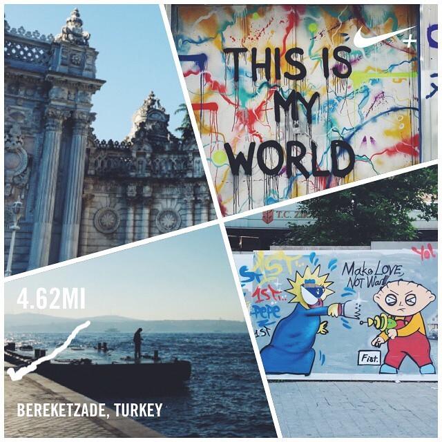 Exploring by running #4 #nikeplus #istanbul #turkey #running #neveraboringmoment #passionpassport #travelbug #travel #jogging #exploringbyrunning #instaistanbul #instatravel #insta #instabest #instagood #vsco #vscocam #vscobest #vscotravel #vscoistanbul #mytinyatlas #TellOn #theurbanexpat #expatlife (at Bereketzade Medresesi)