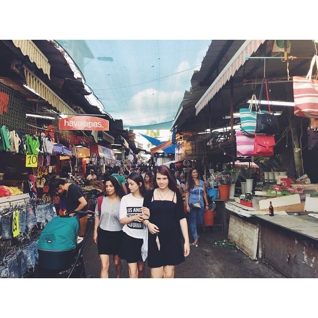 So much about Tel Aviv is about the markets #markets #bazaar #telaviv #israel #oldjaffa #colorfulworld #summeroftravel #mytinyatlas #TellOn #travel #travelbug #passionpassport #insta #instabest #instagood #instaisrael #instatravel #instatelaviv #vsco #vscocam #vscobest #vscoisrael #vscotravel #vscotelaviv #neveraboringmoment  (at The Carmel Market שוק הכרמל)