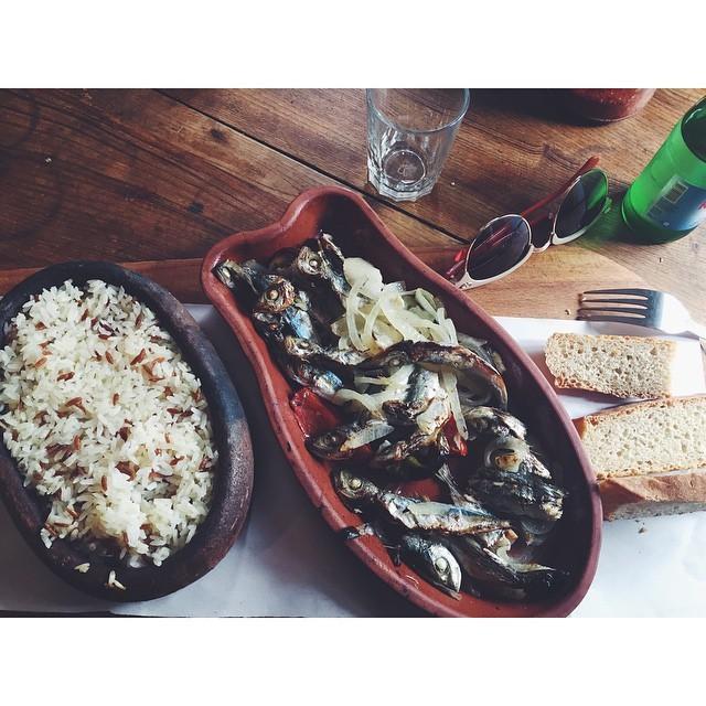 The culinary journey continues #datlimaya #turkish #turkishfood #foodieinheaven #infoodheaven #instafood #insta #vscofood #vsco #vscobest #instabest #istanbul #turkey #travelbug #passionpassport #theurbanexpat #travel  (at Datlı Maya)