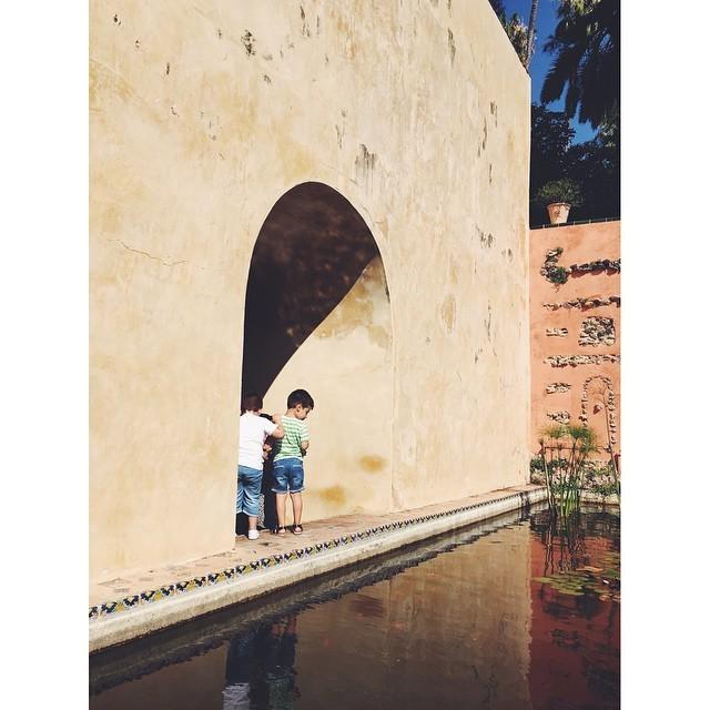 The palace #alcazar #arabiannights #seville #travelbug #travel #TellOn #insta #instabest #instagood #instaseville #vsco #vscocam #vscobest #vscoseville #wonder #childhood #vscospain #instaspain #passionpassport #bestcities #weekendgetaway #architecture #city #spain #theurbanexpat #mytinyatlas #NeverABoringMoment #europe #livingabroad #liveby #colorfulcity (at Alcázar of Seville)