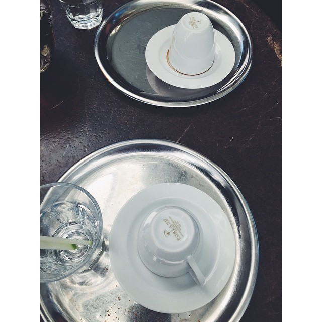 What does the future have in store? #fortunetelling #turkishcoffee #turkeysfavoritepasstime #istanbul #turkey #travelbug #travel #livingabroad #expatlife #expatinturkey #expatistanbul #theurbanexpat #citylife #NeverABoringMoment #mytinyatlas #TellOn #insta #instabest #instagood #instatravel #vsco #vscocam #vscobest #vscoistanbul #vscotravel (at House Cafe / Nişantaşı)