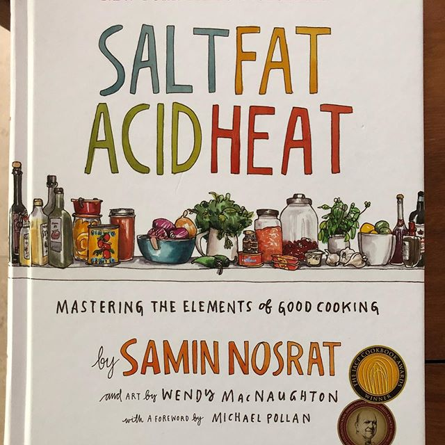 Highly recommend #honestfood #greatcookingbooks #cookwithlove #localingredients @ciaosamin bravo 👏👏👏