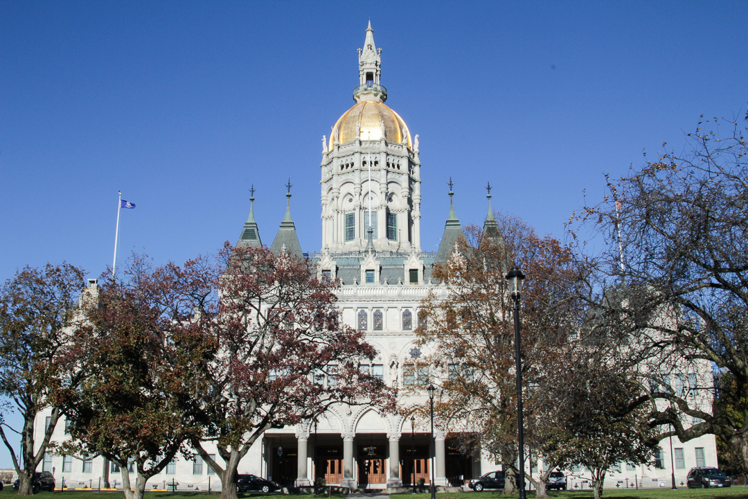 Connecticut State Capital, Hartford, CT