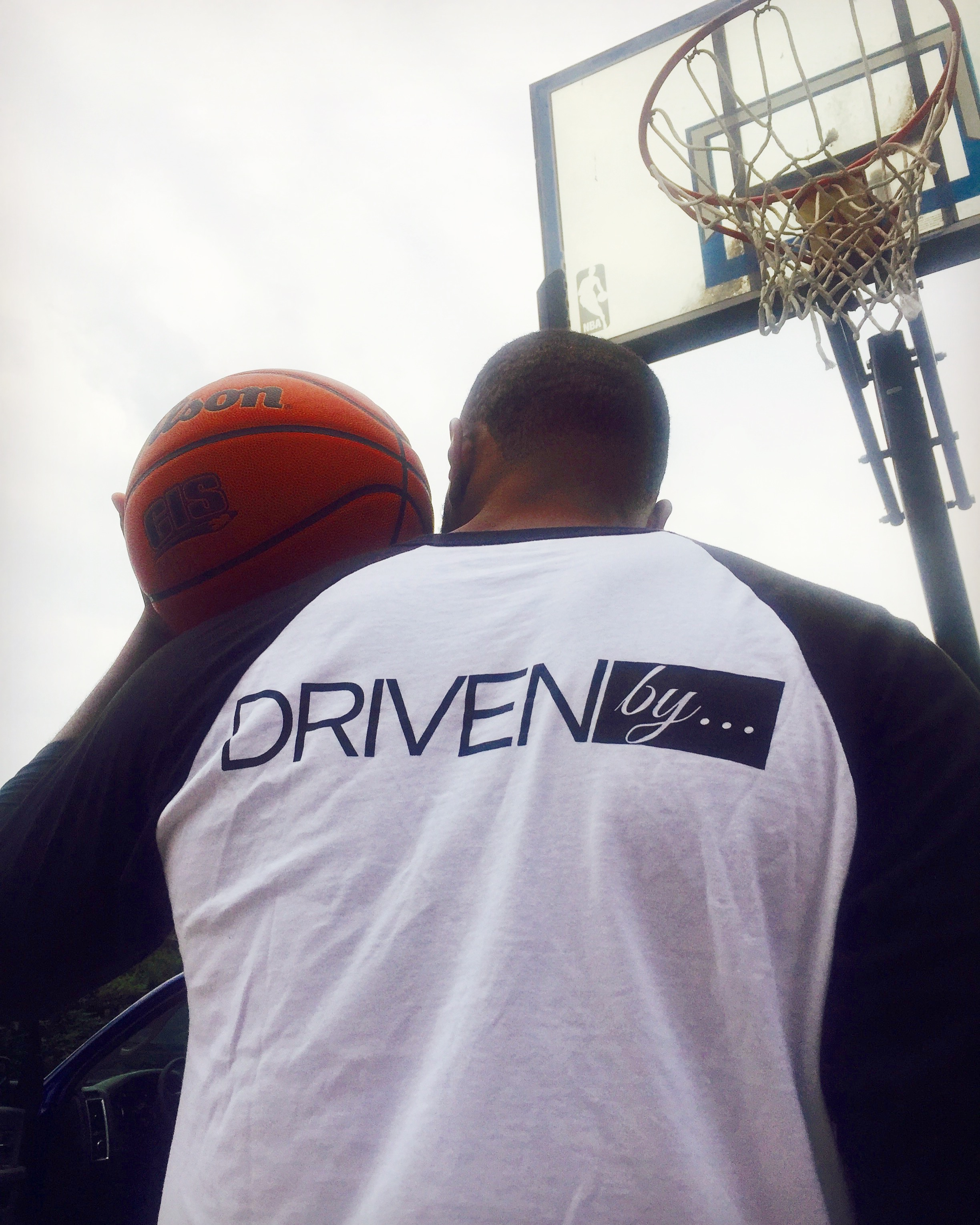 Driven By... basketball.