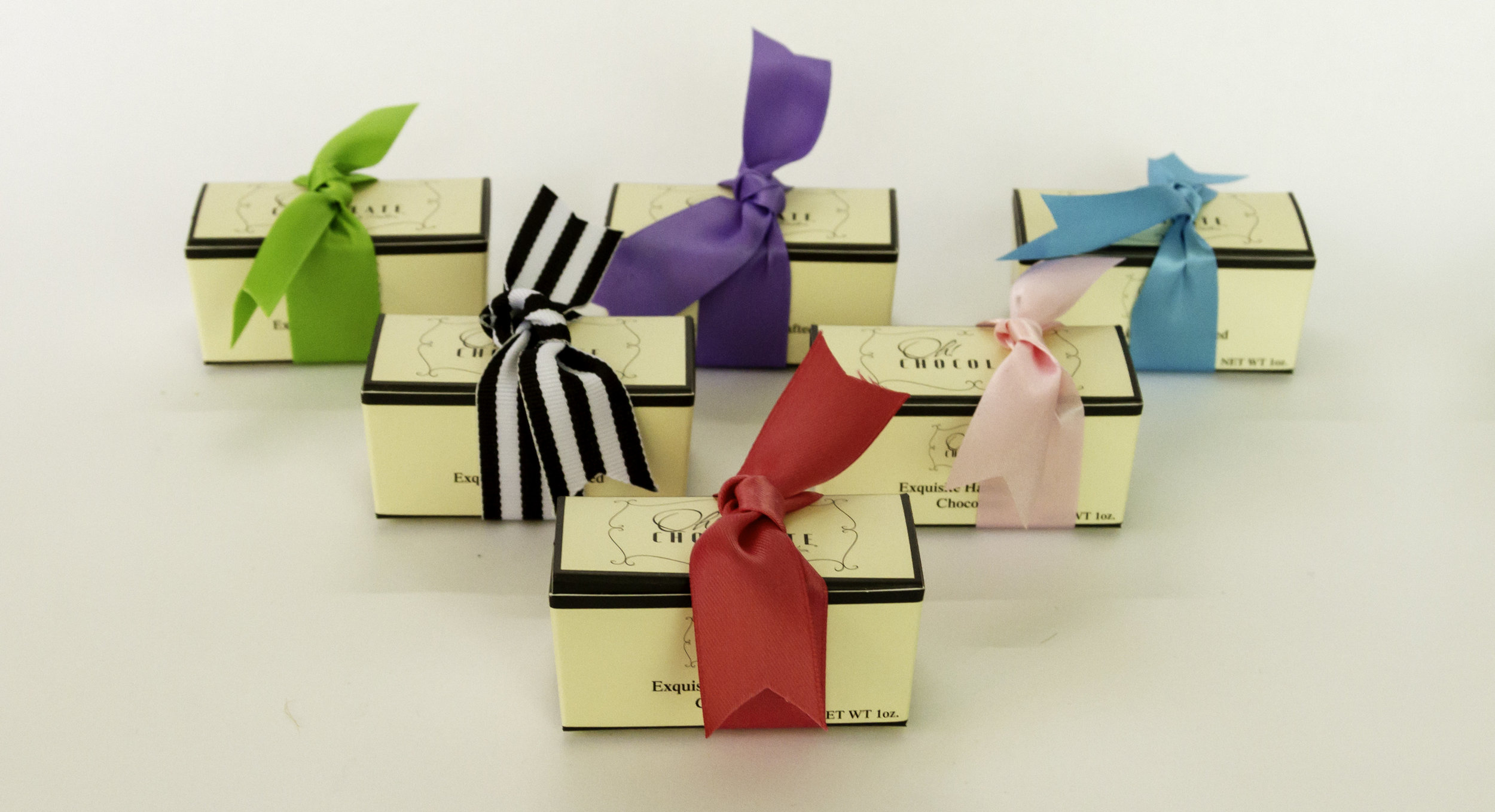 WEDDING BLISS -TWO PIECE FAVORS - For your special day!