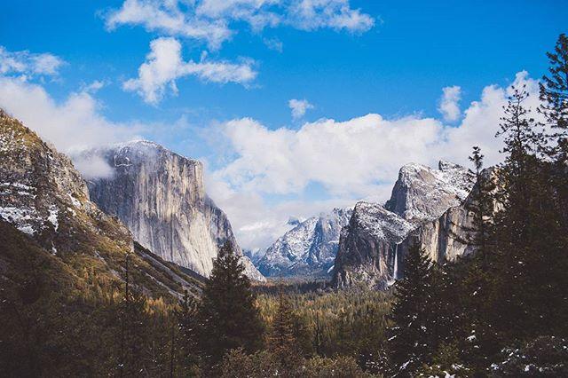 Yosemite with @juliatrotti