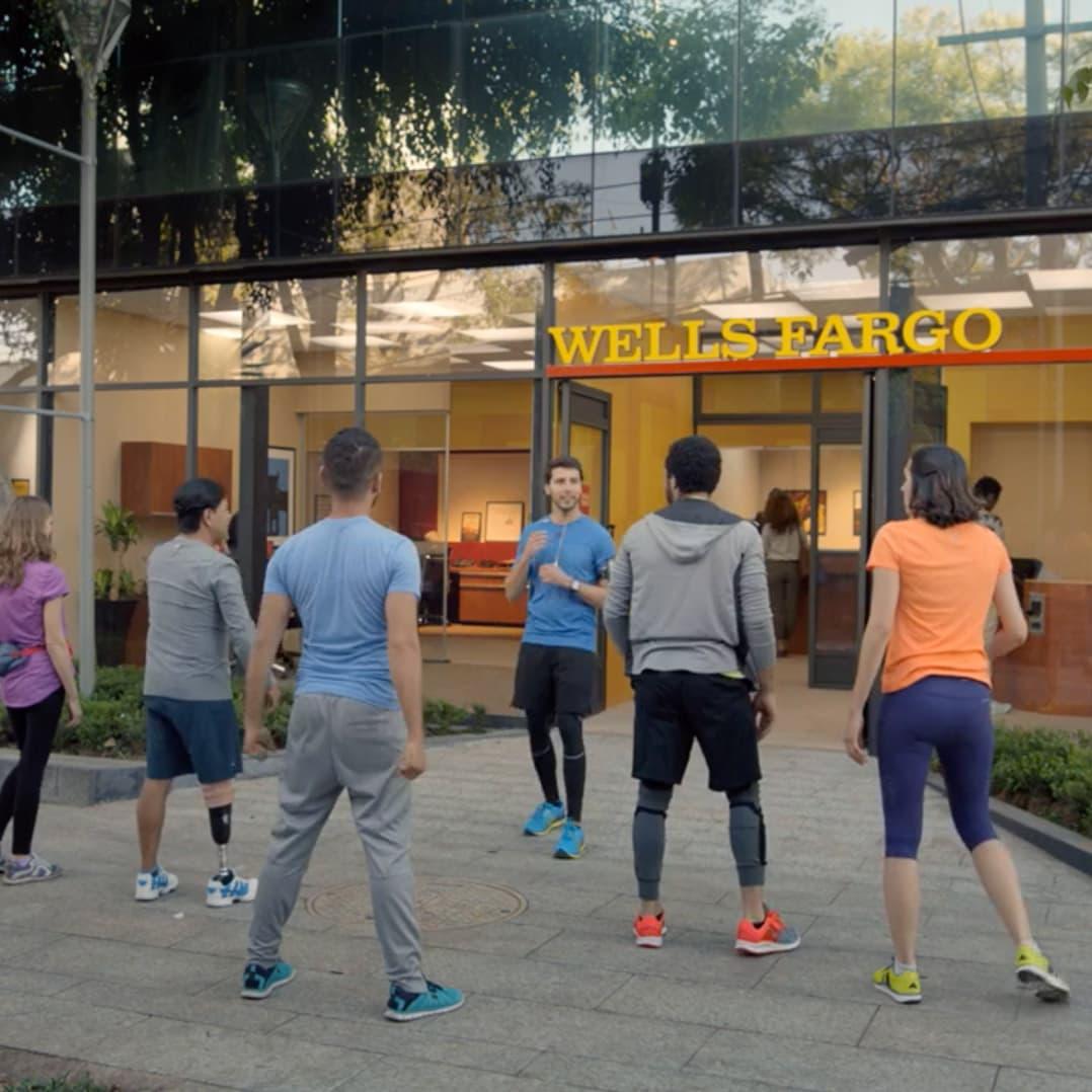 Wells Fargo | Team Run