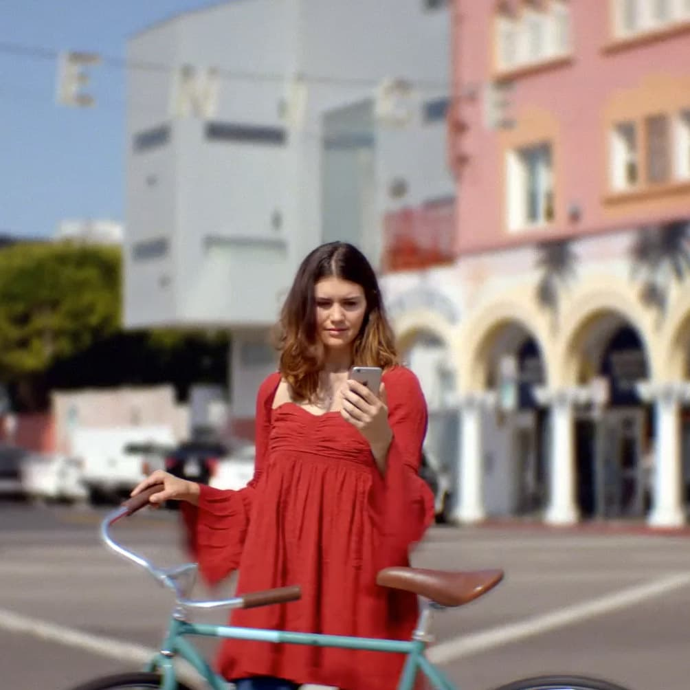 Linkedin | Member Stories 'Anna'
