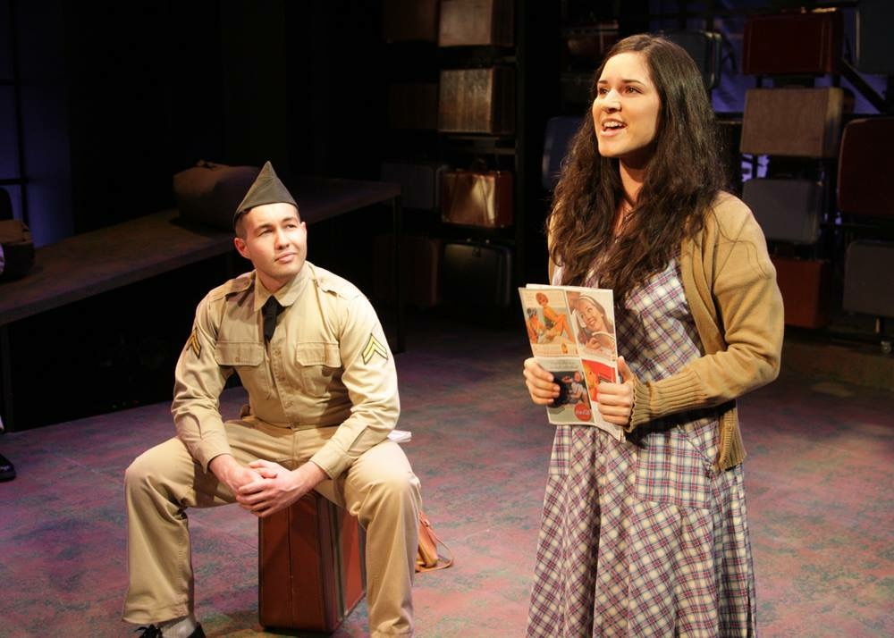 Chance theater's violet, courtesy of chance theater