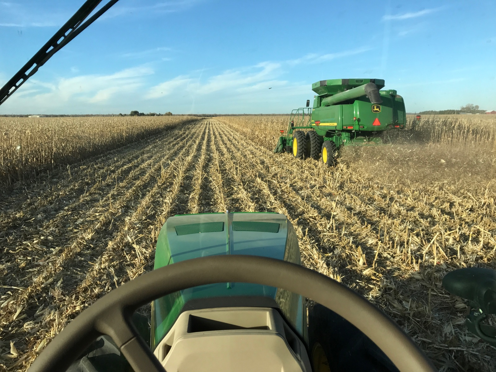 Agriculture contributes more than $25 billion to Nebraska's economy, according to Nebraska's Department of Agriculture.