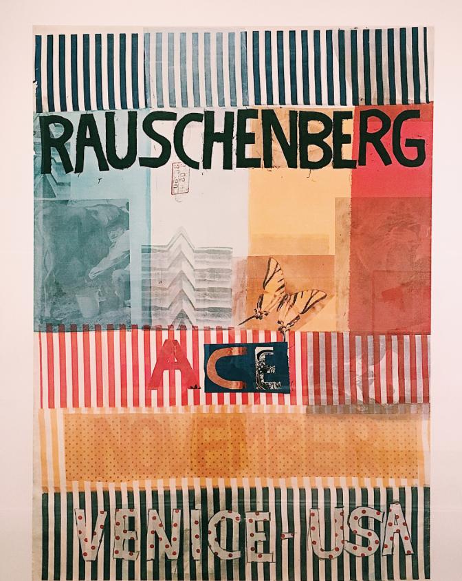 Rauchenberg's collection