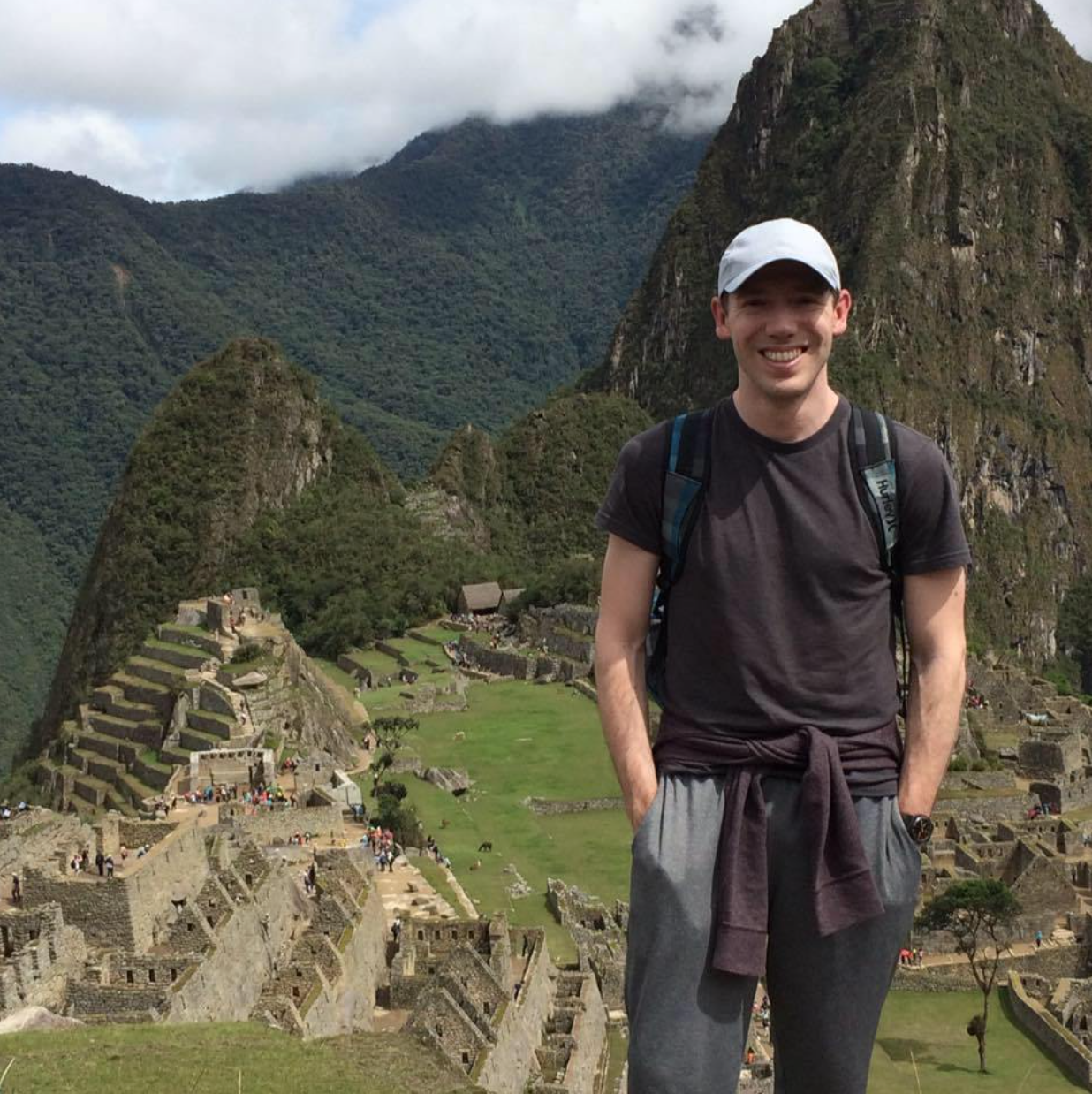 Machu Picchu, Peru: Studying abroad has exposed me to new language experiences and diverse interactions that have broadened my horizons about what each language has to offer.