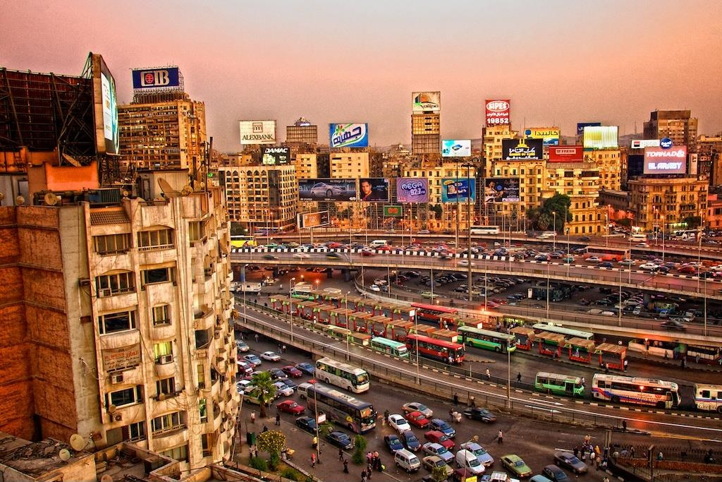 Increased urbanization and updated infrastructure have influenced the language used in Cairo.