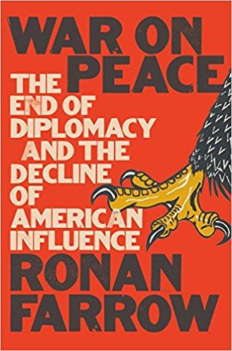 Ronan Farrow - War on Peace OPENLETR
