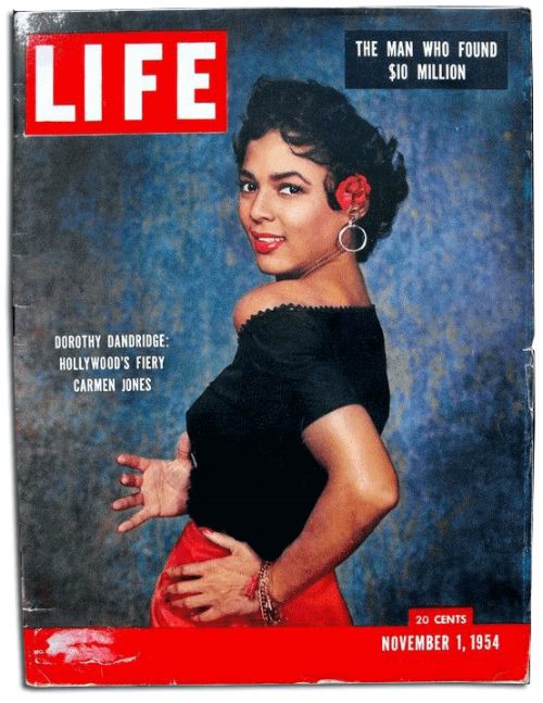 WHO WAS DOROTHY DANDRIDGE - OPENLETR 5