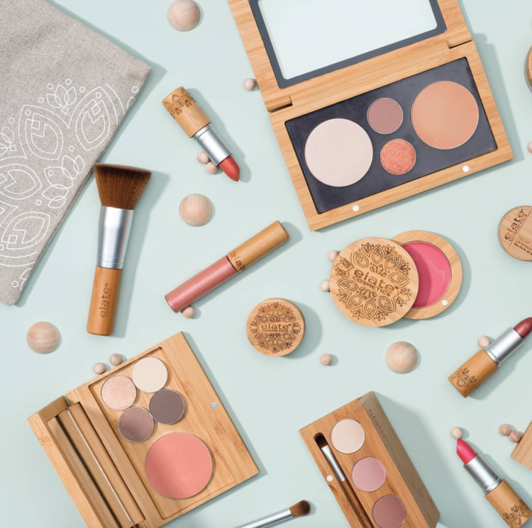 via    Elate Cosmetics