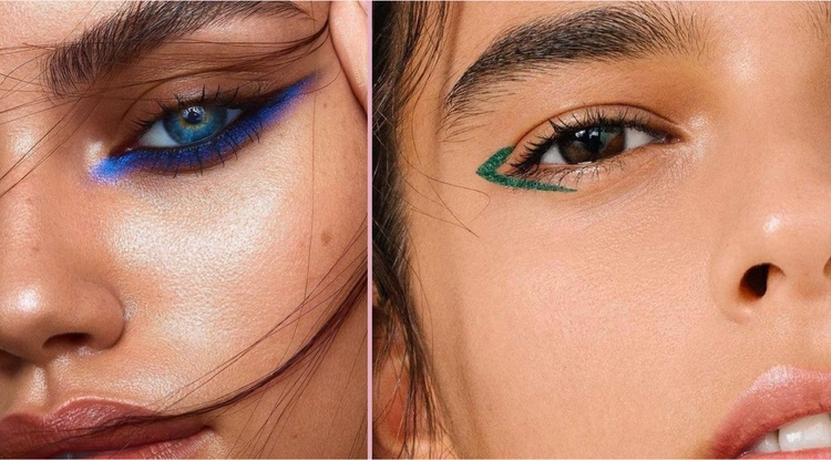 Eyeshadow Colors and Trends for Spring:Summer 2019 Graphic Liner Looks.jpg