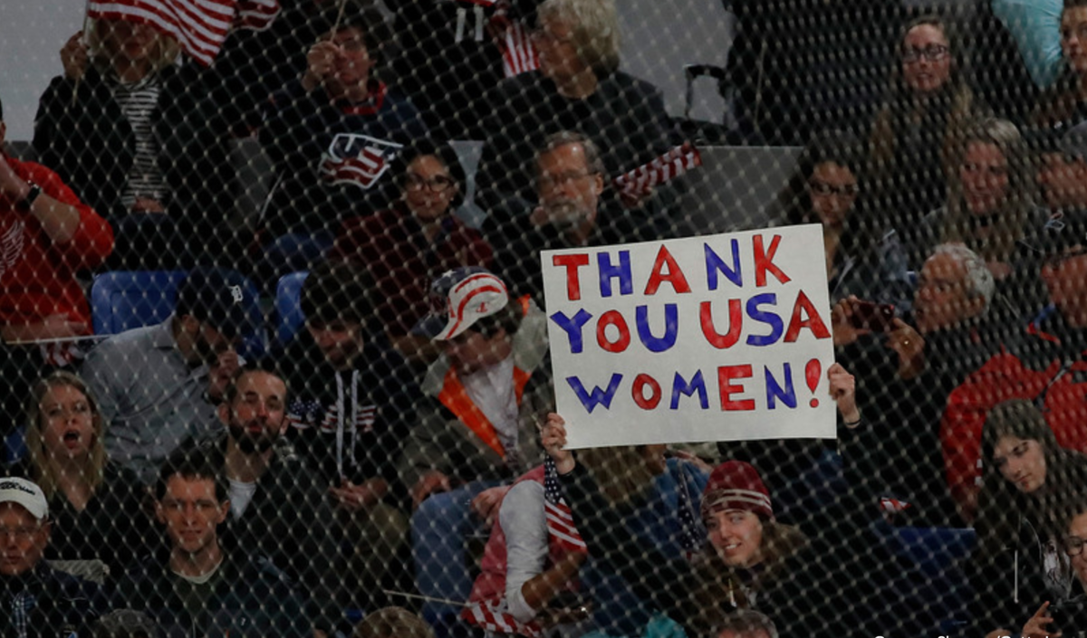 US Soccer Team Equal Pay Openletr Feminist News.png